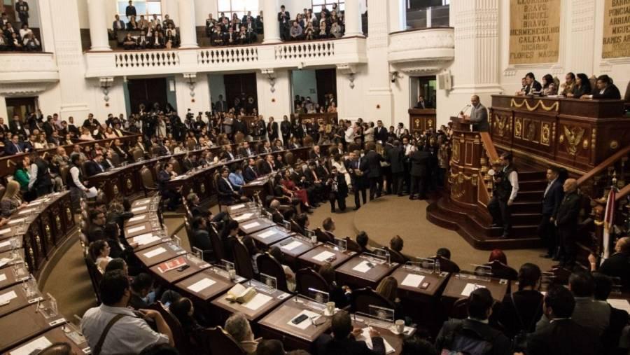 Rechaza Congreso capitalino exhorto para agilizar transición en alcaldías