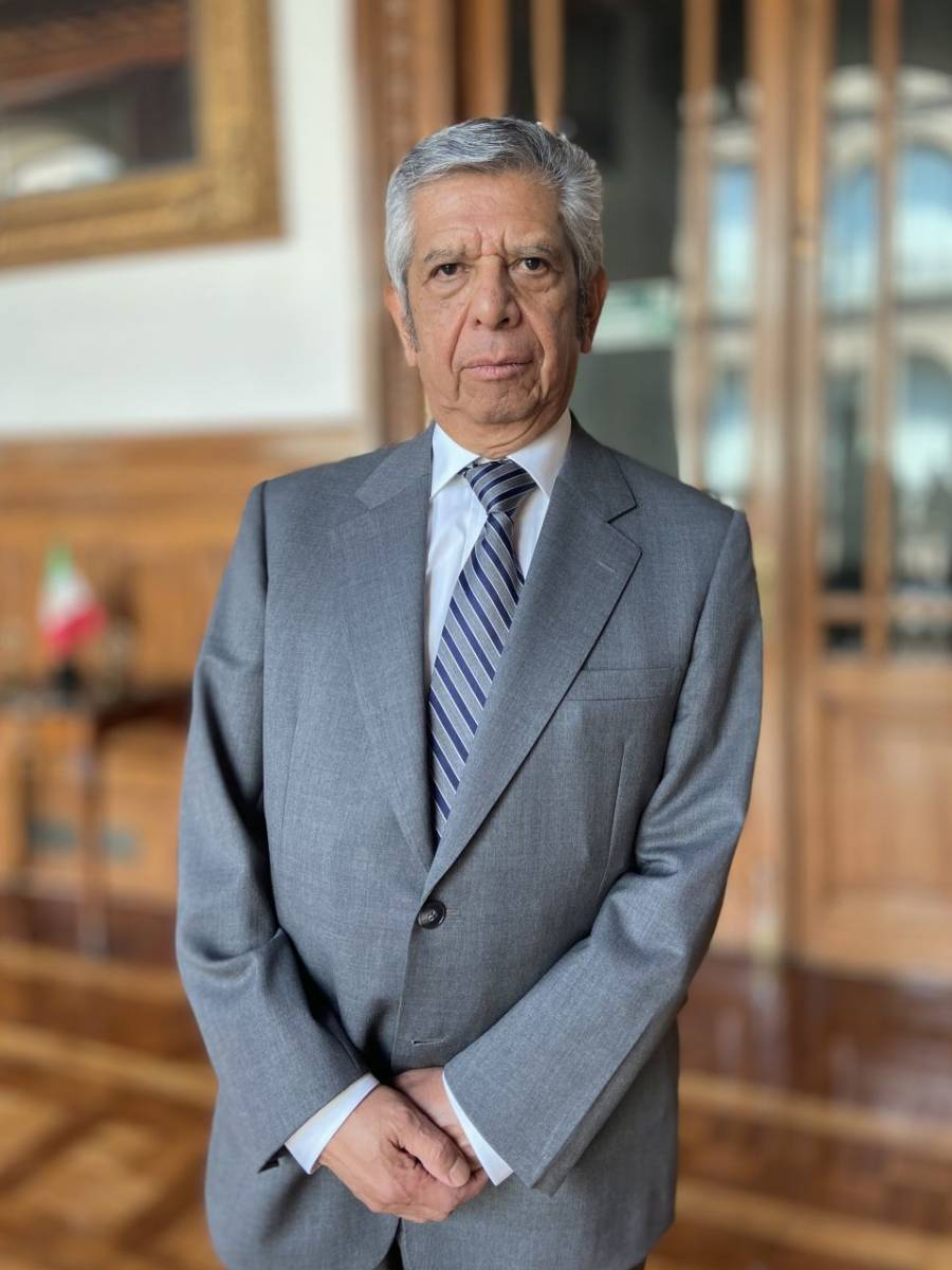 Comisiones del Senado ratifican a Roberto Salcedo al frente de la SFP