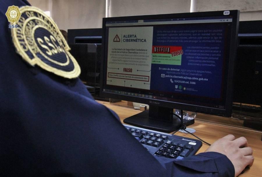 Policía Cibernética detecta nueva modalidad de suplantación de empresas