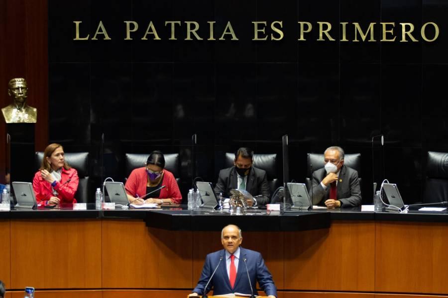 Adelantan sesión de la Permanente; buscan aprobar periodo extraordinario