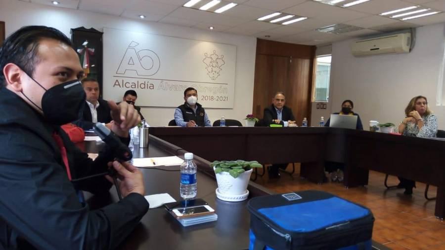 Piden concejales foro sobre programas de desarrollo y territorial de Álvaro Obregón