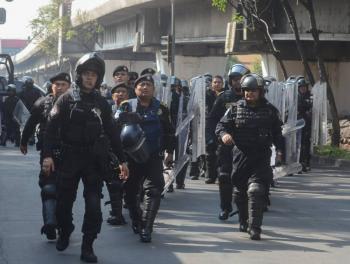 Anuncian despliegue policíaco para la consulta popular en la CDMX