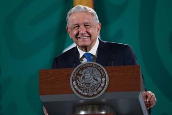 AMLO destaca esfuerzo de la delegación mexicana en Tokio 2020