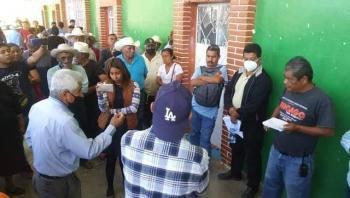 Habitantes de Yuquila, Oaxaca, mantienen encarcelado a su alcalde