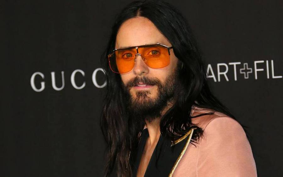 "Así luce Jared Leto en ""House of Gucci"""