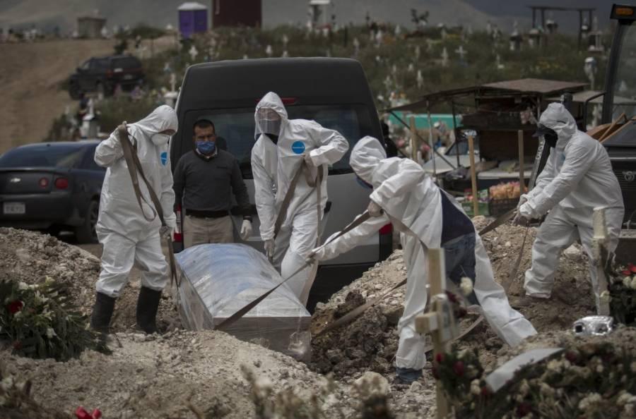 Inegi: Covid-19, la segunda causa de muerte en México en 2020