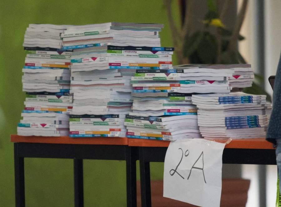 Marx Arriaga: Buscan regreso de libros de texto gratuitos a editoriales privadas