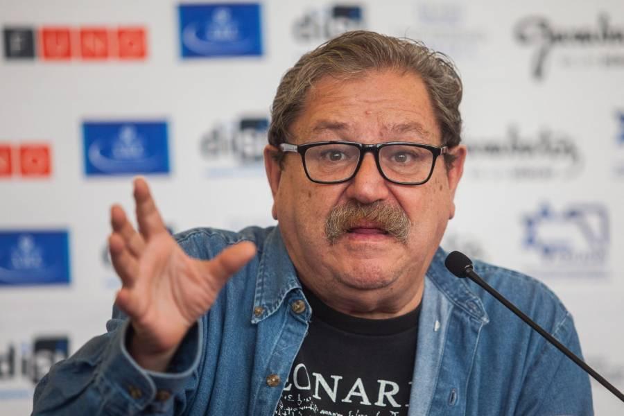Quienes hablan de libertad de expresión, tienen una memoria muy pequeñita: Paco Ignacio Taibo II