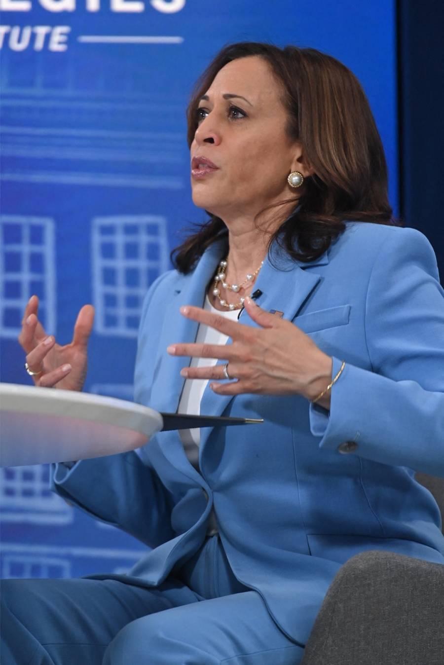 EEUU por sí solo no puede atacar migración ilegal: Kamala Harris