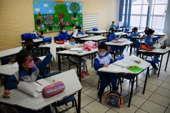 Regreso a clases con estrategia nacional; participa todo el Sistema Educativo Nacional: SEP