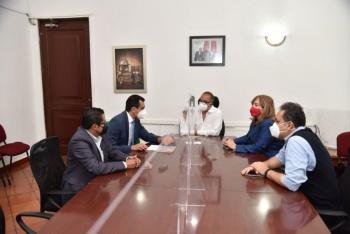 En Miguel Hidalgo, dan inicio a trabajos de la mesa política, rumbo a la transición