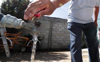 Denuncian falta de agua en alcaldías que perdió Morena en elecciones