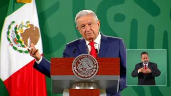 AMLO se congratula de que el FMI eleve pronóstico de crecimiento para México