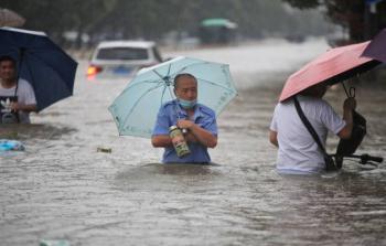 Asciende a 99 los muertos por inundaciones en China