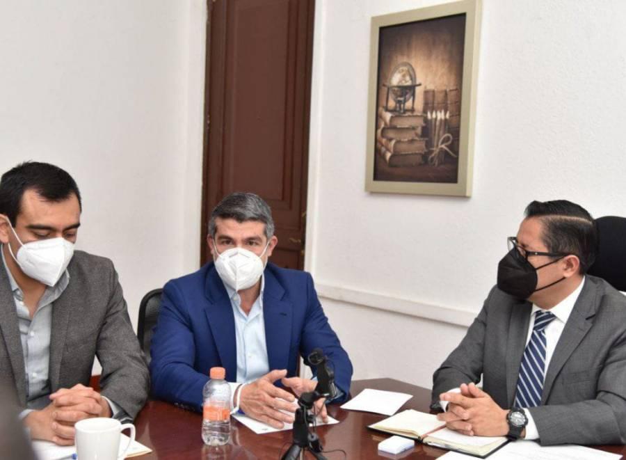 Mauricio Tabe espera información en mesa política de Miguel Hidalgo