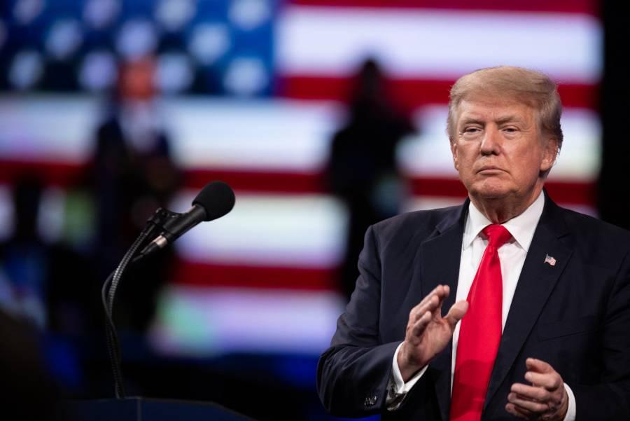 Ordenan al Tesoro de EEUU entregar declaraciones de impuestos de Trump al Congreso