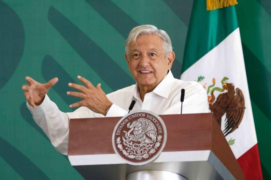 Asegura AMLO que México no está entre los países con gravedad por COVID-19