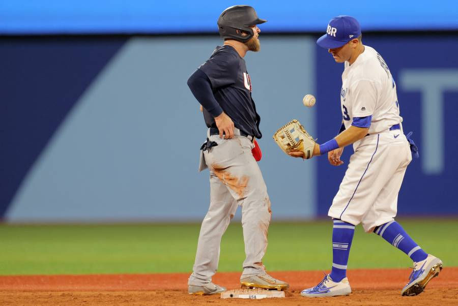 EEUU debuta con triunfo 8x1 ante Israel en el béisbol de Tokio-2020