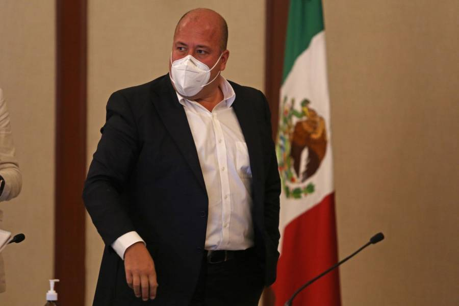 INE ordena a Enrique Alfaro quitar propaganda gubernamental por consulta popular