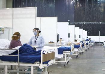 Dependencias de salud laboran reconversión