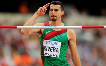Edgar Rivera se despide de Tokio 2020, pero supera su marca olímpica