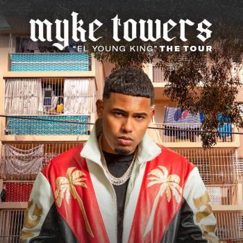 Gira mundial del rapero Myke Towers arranca 1 de agosto en Orlando