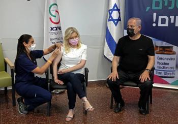 Comienza en Israel la aplicación de tercera dosis anti Covid-19