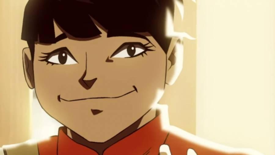 Para un par de comerciales de Toyota, Alexa Moreno se ha transformado en personaje de anime