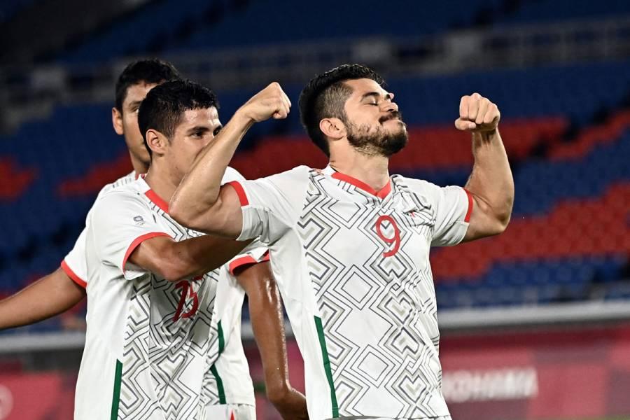 México golea a Corea del Sur y se cita con Brasil en 'semis' de Tokio-2020