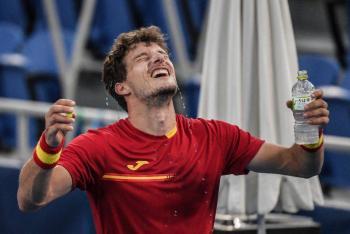 Pablo Carreño deja sin medalla a Novak Djokovic y gana bronce en tenis para España