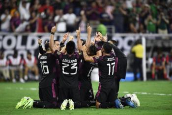 México y EEUU se enfrentan una vez más en la final soñada de la Copa Oro