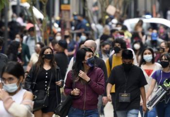 En México se registran 18 mil 809 nuevos contagios en las últimas 24 horas
