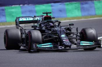 Lewis Hamilton se hace con la pole en el GP de Hungría; Checo Pérez saldrá cuarto