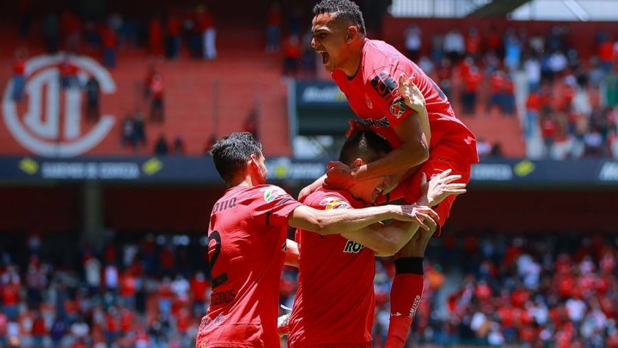 El Toluca venció 3-1 a los Tigres en el Apertura 2021