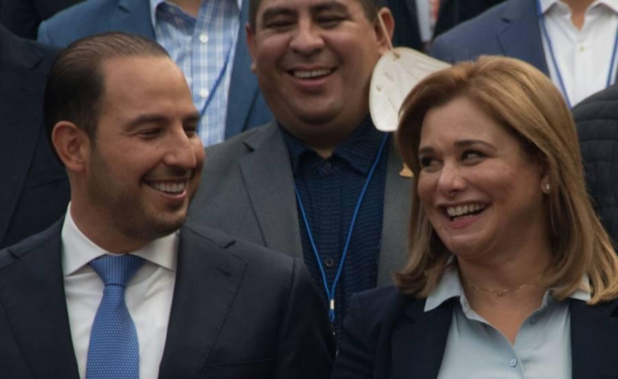 Maru Campos, gobernadora electa de Chihuahua da positivo a Covid