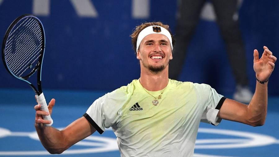 Tokio 2020 | Alexander Zverev gana el oro en tenis y sucede a Andy Murray