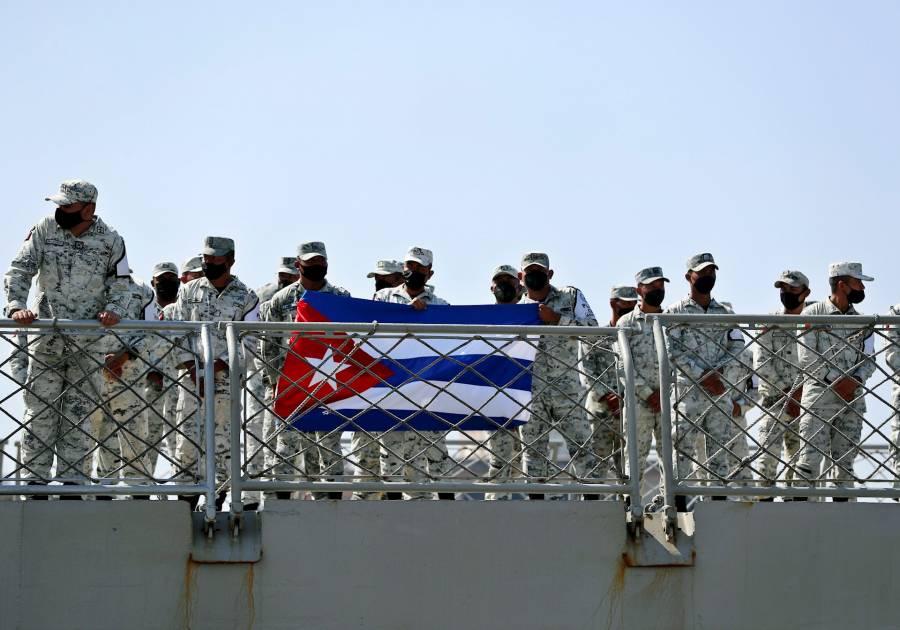 Cuba recibe cargamento de ayuda humanitaria de México