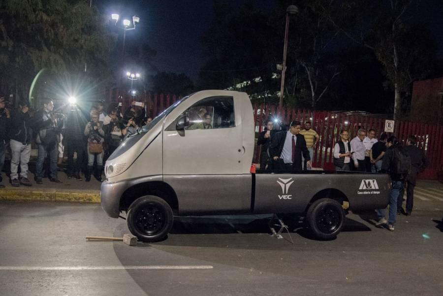 Impulsan movilidad mediante vehículos eléctricos