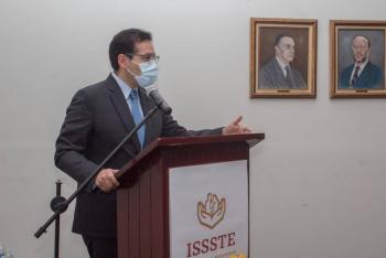 Fortalece ISSSTE calidad en la atención médica