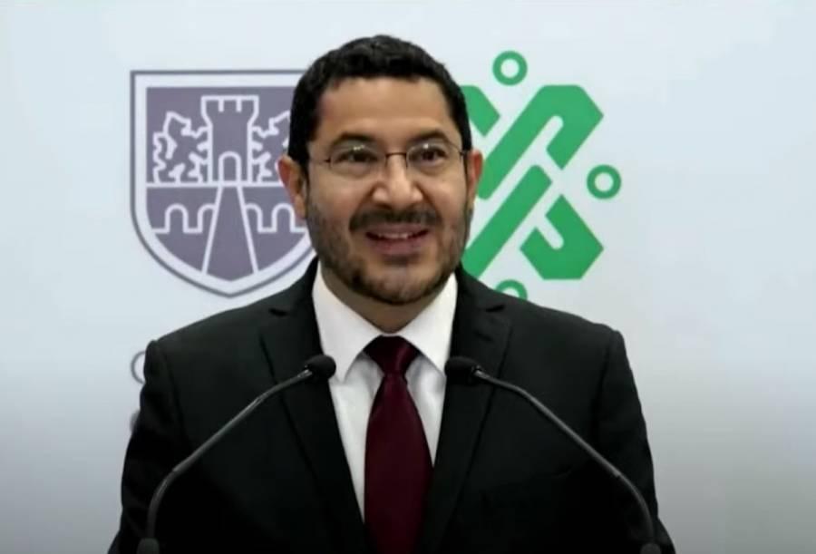 Martí Batres asegura que consulta popular fue la de mayor participación en la historia de la CDMX