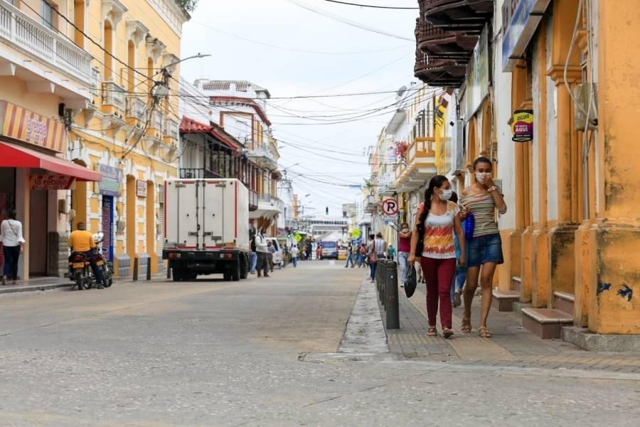 En Sucre, Colombia confinan 8 días a los antivacunas Covid