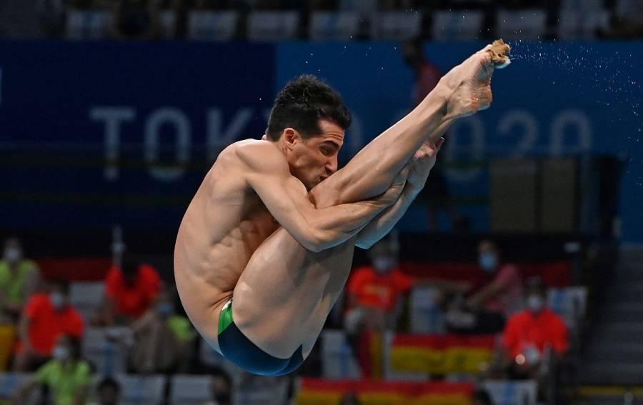 Tokio 2020 | Rommel Pacheco y Osmar Olvera avanzan a la semifinal de clavados