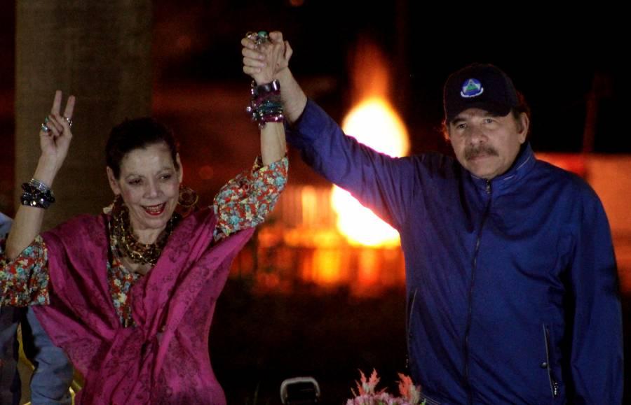 Daniel Ortega va por su cuarto periodo consecutivo en presidencia de Nicaragua