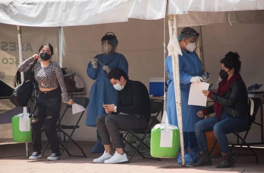 Se suman 6 mil 506 contagios más de Covid en el país