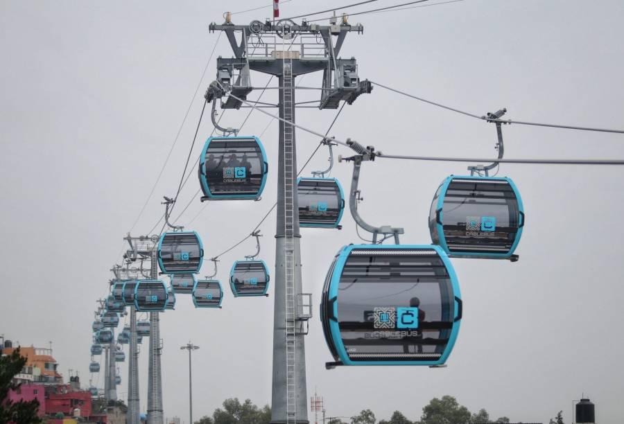 El domingo inauguran la Línea 2 del Cablebús