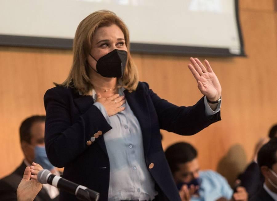 Maru Campos ingresa a hospital tras dar positivo a Covid-19