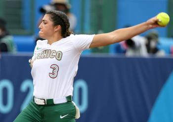 Danielle O'Toole renuncia a la selección mexicana de softbol