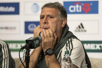 Gerardo Martino considera a jugadores del Tri Olímpico