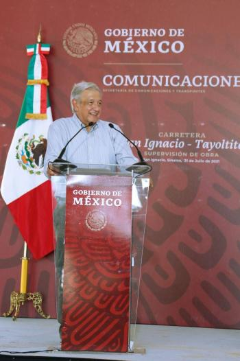 En México no se pedirá cartilla de vacunación para poder ingresar a restaurantes y lugares públicos: AMLO
