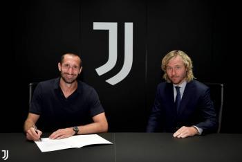 Oficial: Giorgio Chiellini renueva dos temporadas con la Juventus